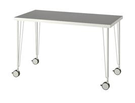 Desk_Rolling_IKEA_Linnmon