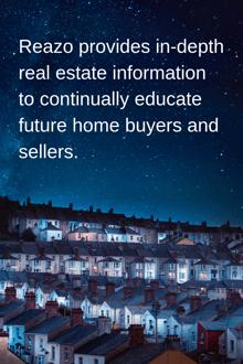 Reazo in-depth real estate info