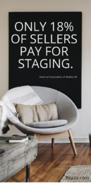 Reazo-  18- of Sellers Pay For Staging
