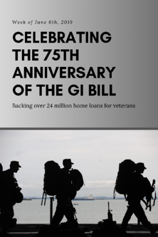 Reazo_ 75th anniversary of the GI Bill