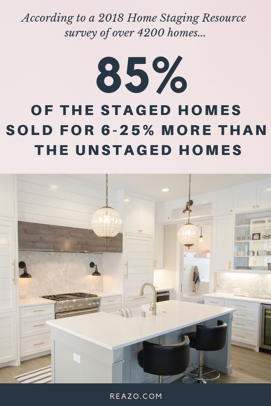 Staged Homes - Reazo