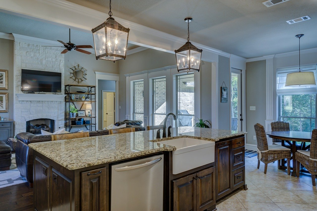 kitchen-with-natural-and-artificial-light-prepare-to-sell-your-home