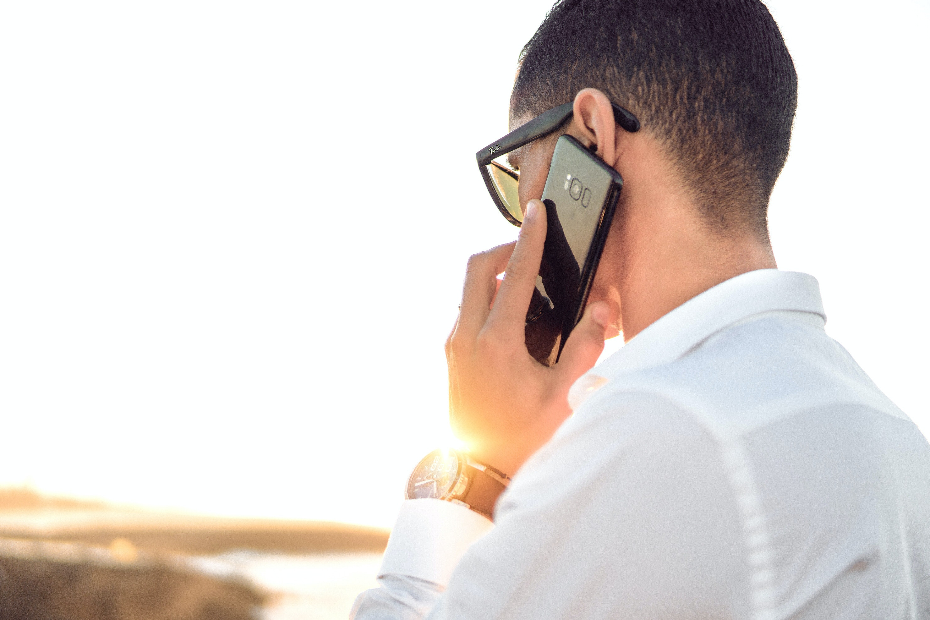 talking-on-phone-real-estate-leads