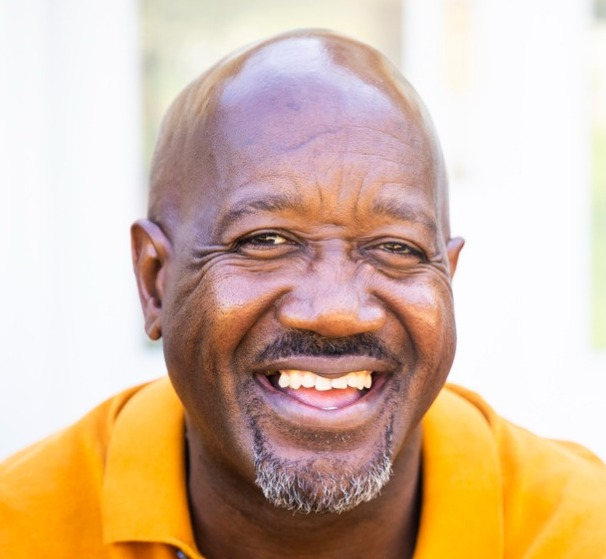 portrait-of-a-happy-mature-black-man-picture-id1145046435